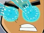 S03e06 Danny's eye ice-blast