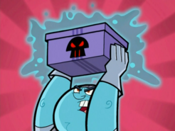 S03e08 behold the shoe box of terror