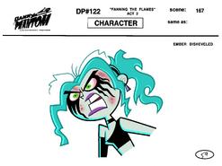 S01e11 Ember character sheet