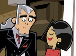 S03e01 Shelly smug and Vlad stunned