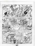 Brat's Entertainment page 6 - pencil