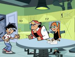 S01e04 Dash angry at Danny
