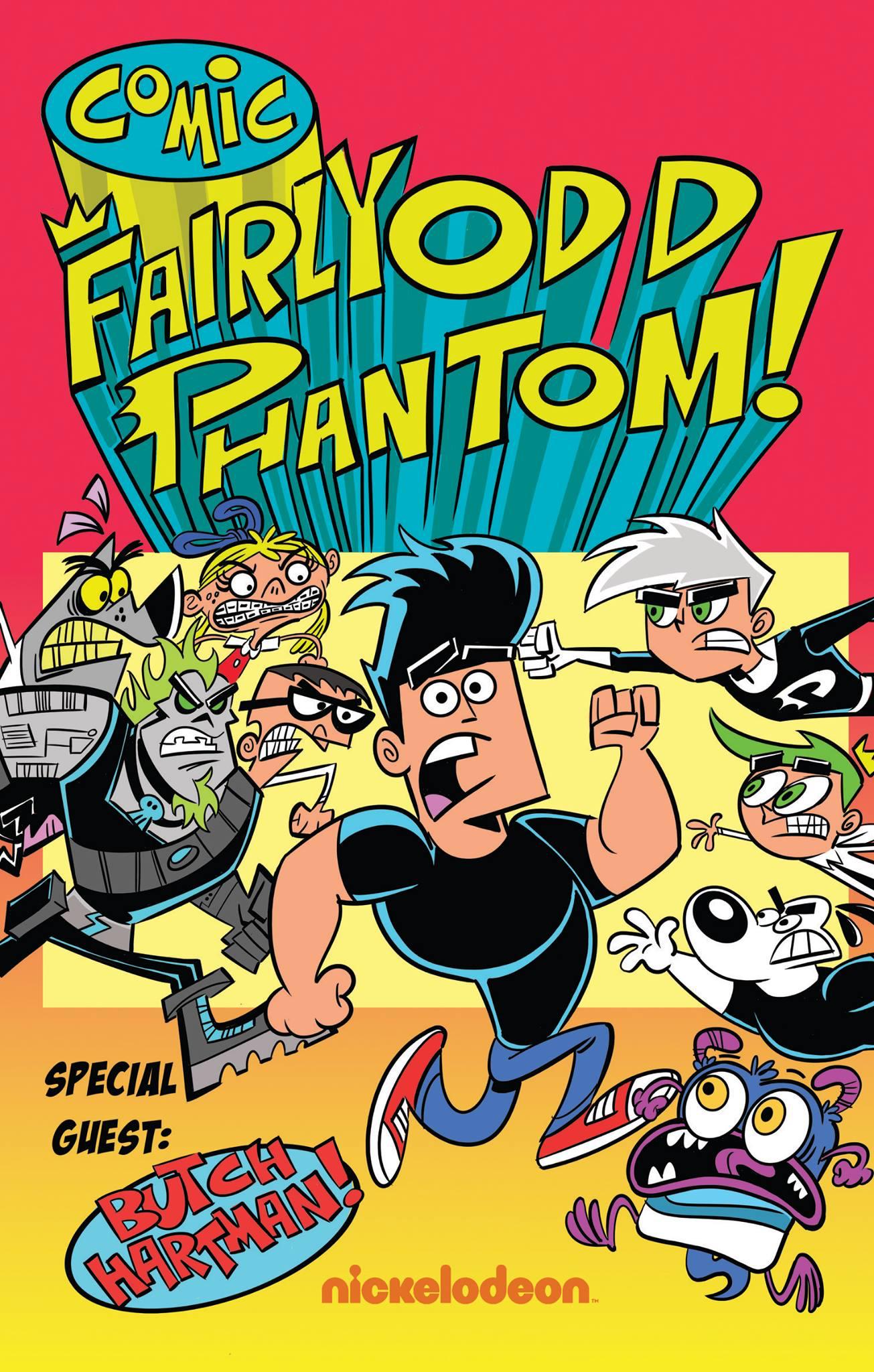 The Fairly Odd Phantom (comic)