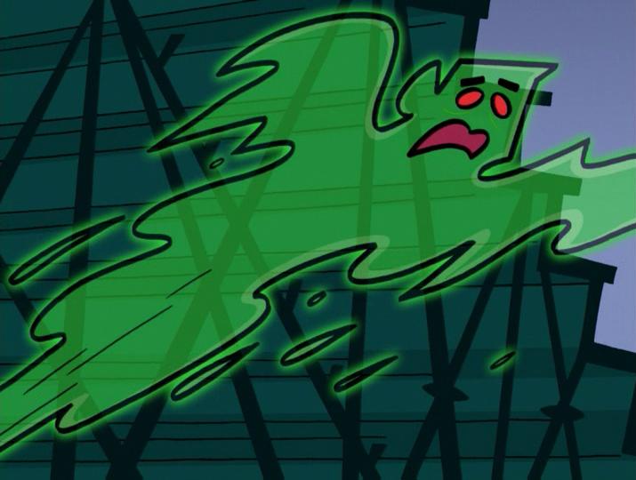 Dash Baxter's Ghost