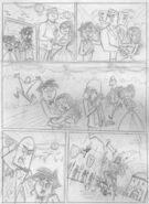 Bring Back My Body To Me page 12 - pencil