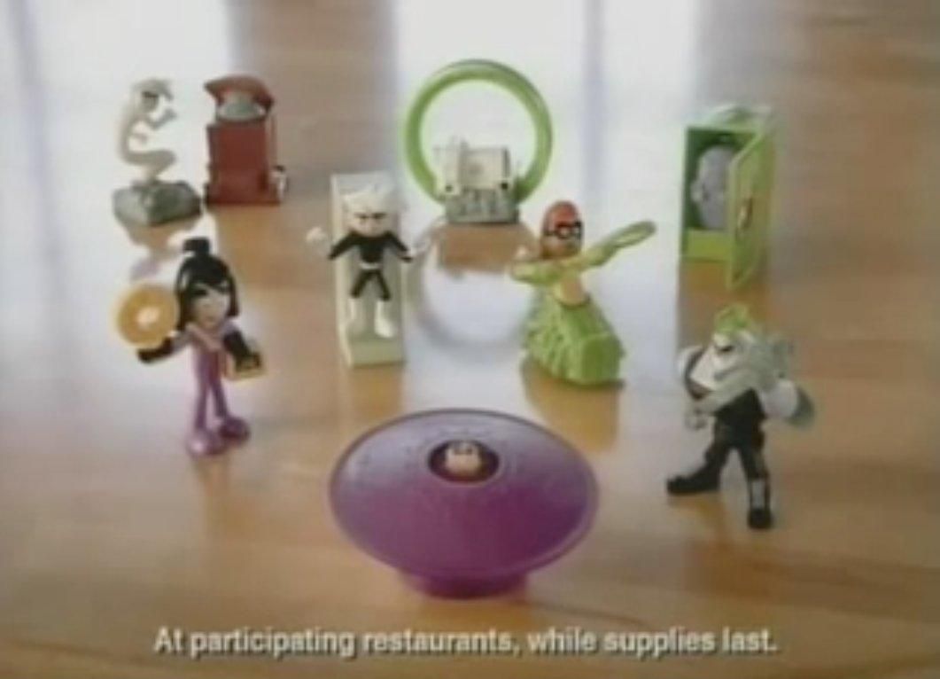 Danny Phantom toys