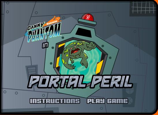 Portal Peril