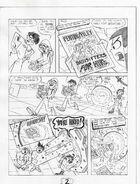 Brat's Entertainment page 2 - pencil