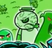 Unnamed eyeball ghost