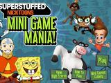 Nicktoons Superstuffed: Mini Game Mania