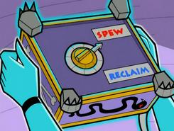 S03e08 Pandora's box spew