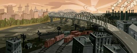 S03e11 bridge wideshot