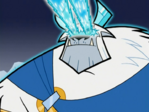 S03e06 Frosbite ice ray