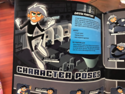 Style Guide character poses 1