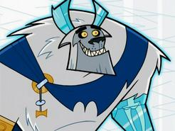 S03e06 Frost Bite smiling