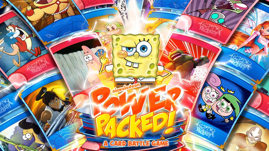 Nickelodeon Power Packed!