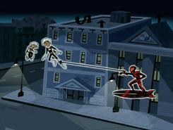 S03e11 Valerie hooked Danny