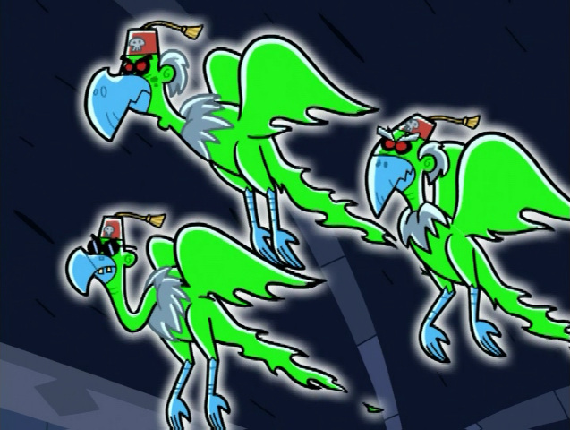 Vulture Ghosts