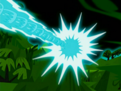 S03e08 unicorn laser blast 2