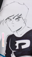 Danny grew up sketch