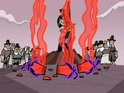S03e02 Blood Blossom smoke