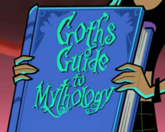 S03e08 Goth's Guide to Mythology