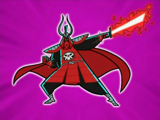 Scarlet Samurai