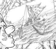 Magma's Boat