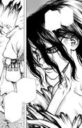 Senku's weakness