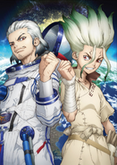 Dr. Stone (Anime) Vol. 6