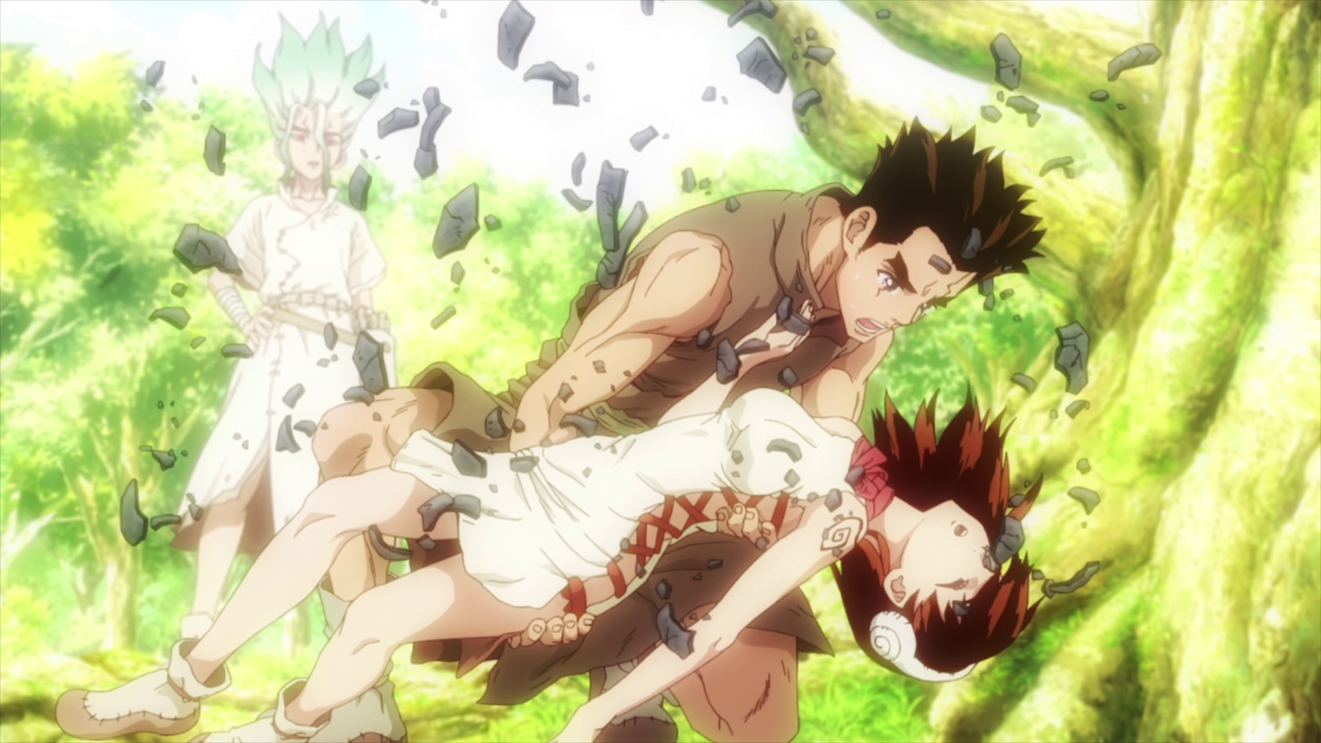 Taiju finally saves Yuzuriha.png