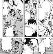 Senku states Tsukasa's terms