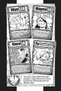 Volume 13 Cards