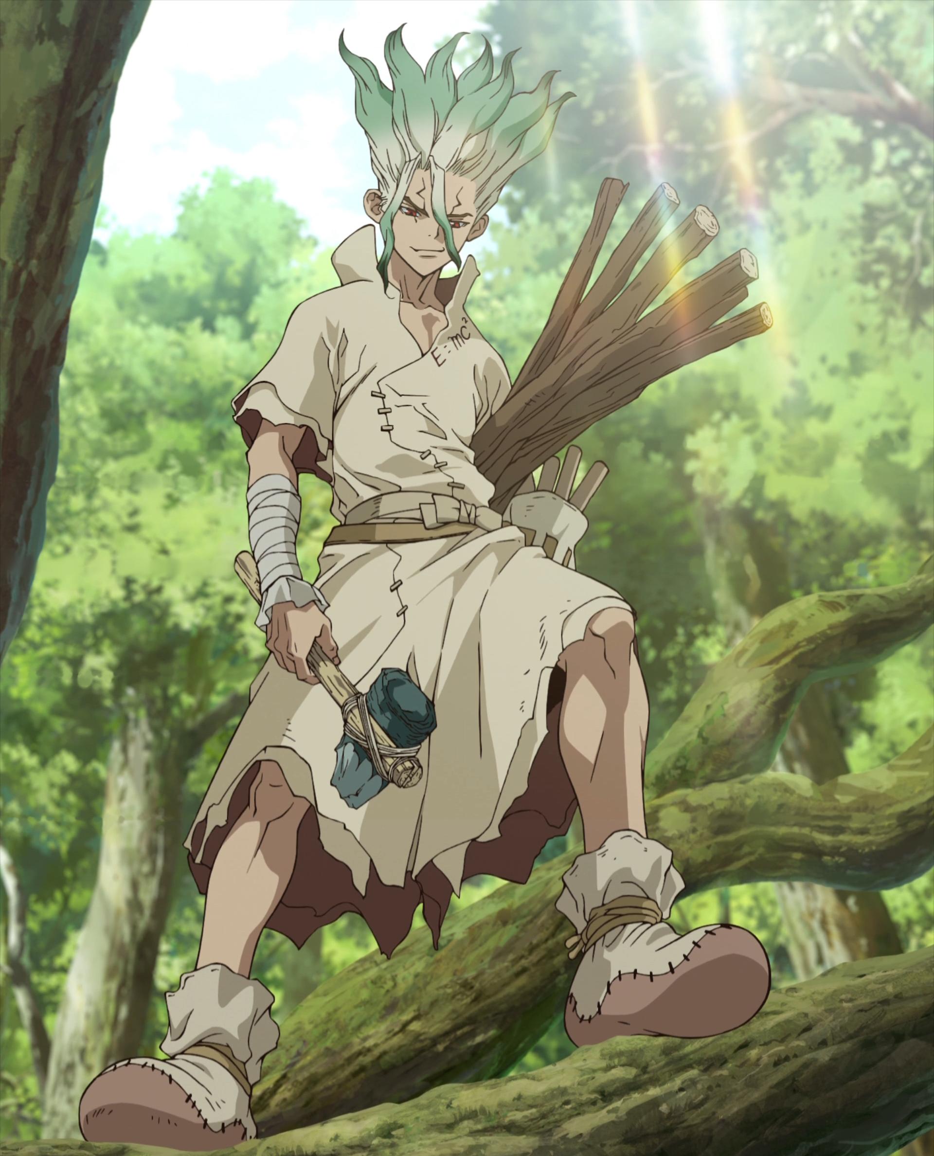 Senku Ishigami Dr Stone Wiki Fandom