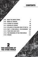 Volume 2 Table of Contents ENG