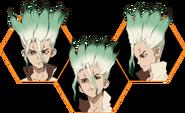 Senku Ishigami Icons