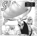 Magma about to Dish out violence