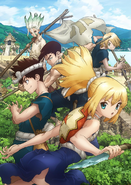 Dr. Stone (Anime) Vol. 3
