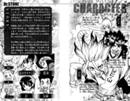 Volume 11 Character Page