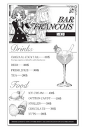 Volume 18 Bar Francois