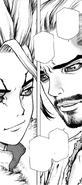 Senku and Byakuya