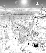 Begining of Perseus Construction
