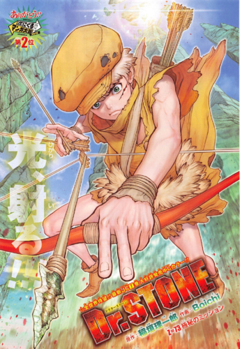 Colored Manga