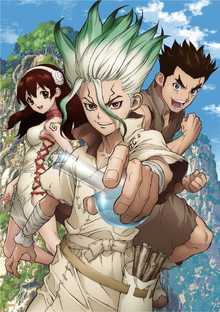 Dr. Stone (Anime) Vol. 1.png