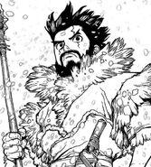 Cap 0002 Taiju barba