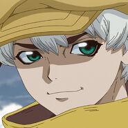 Ukyo Saionji Anime 01