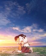 Tsukasa finally meets Mirai