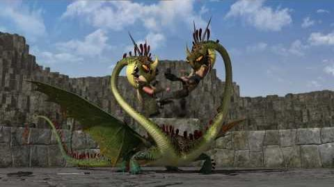 HOW TO TRAIN YOUR DRAGON - Dragon Training Lesson 4 The Hideous Zippleback