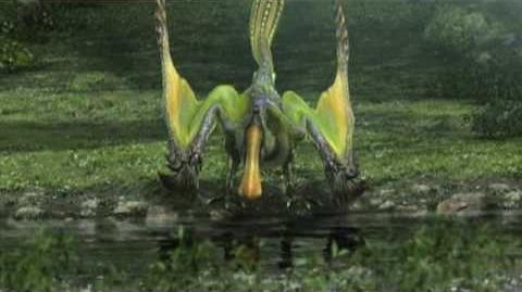 Monster Hunter Tri Qurupeco Ecology