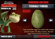 Schrecklicher Schecken Ei